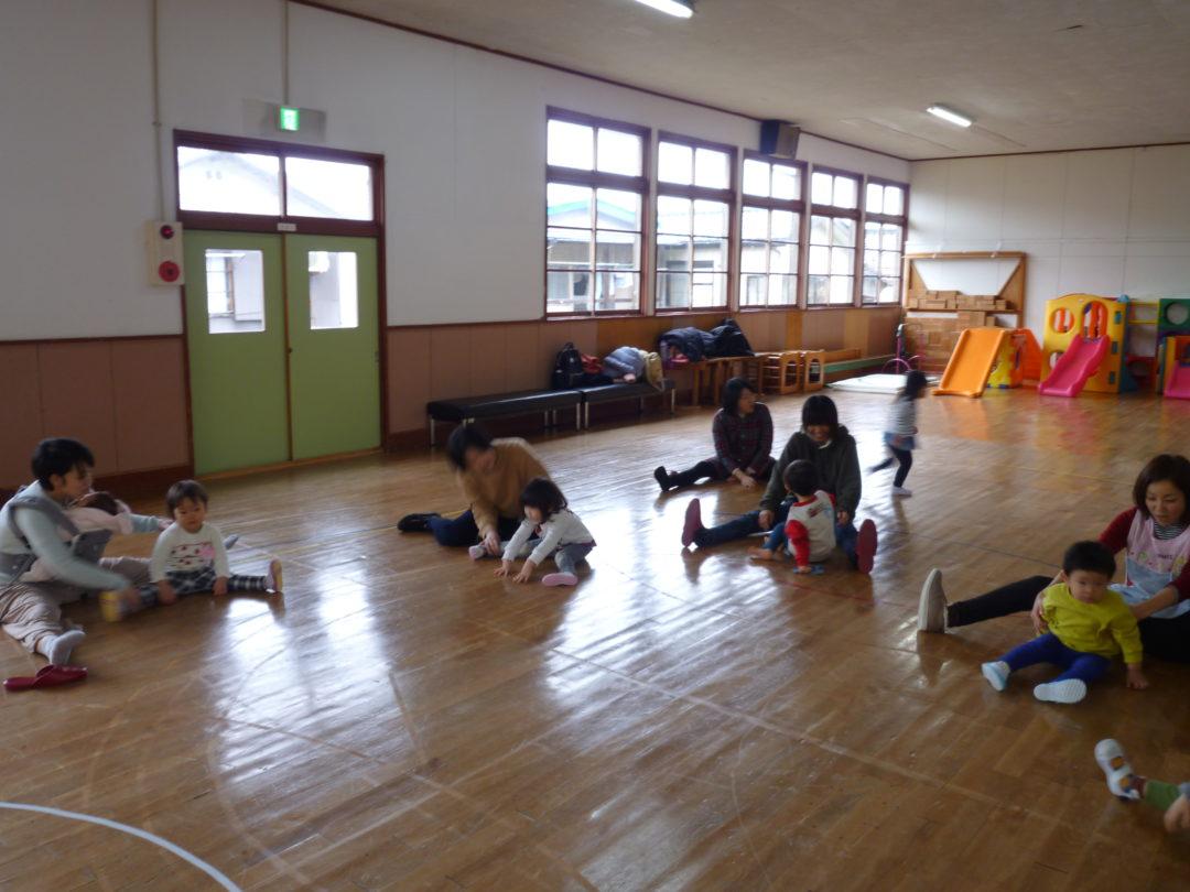つぼみ組、親子体操教室がありました☆彡